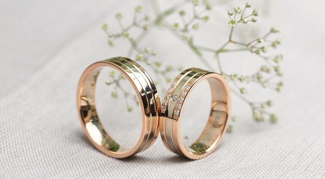 Обручальные кольца с завода